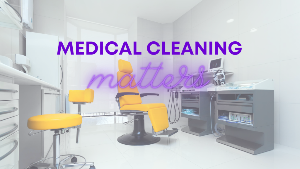 clean and modern dental rooms
